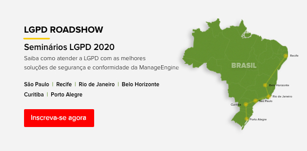 Seminários LGPD 2020